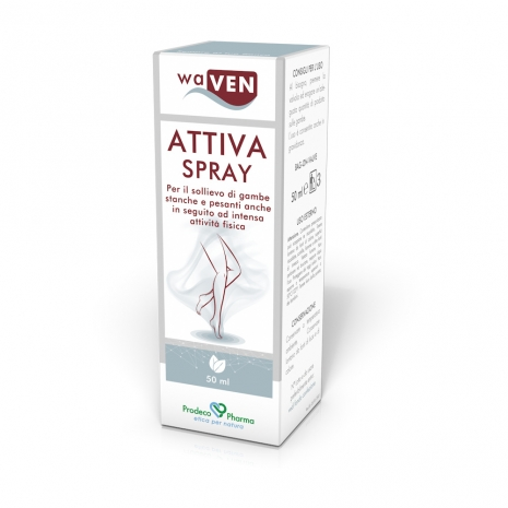 Waven attiva spray