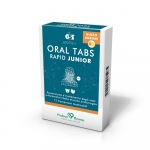 GSE ORAL TABS RAPID JUNIOR - GUSTO AGRUMI