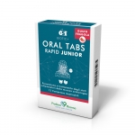 GSE ORAL TABS RAPID JUNIOR - GUSTO FRAGOLA