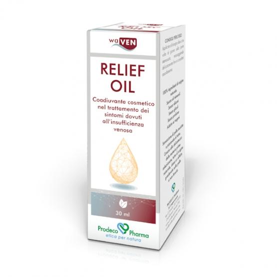 1 waven relief oil